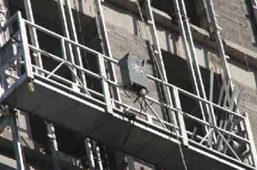 ce затверджена серія zlp підвішеної тросової платформи zlp500, zlp630, zlp800, zlp1000