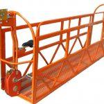1.8кв 8кн zlp 800 міцна підвісна робоча платформа зі сталевим тросом діаметром 8.6мм
