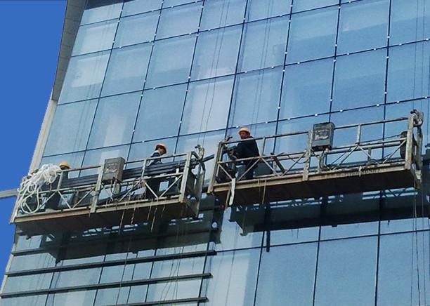 Платформи підвісні 100м - 300м 220v для живопису високого підйому
