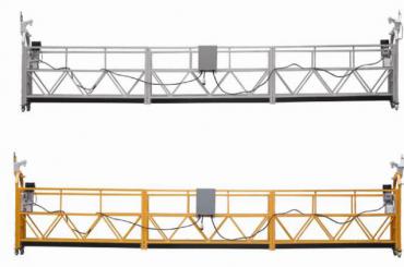 Підвісна платформа 3-х фазної гарячої гальваніки 7.5млл800а для настінного фарбування