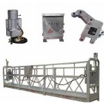 zlp800 2,5 м * 3 секції підвішене обладнання для доступу з лічильним важелем заліза