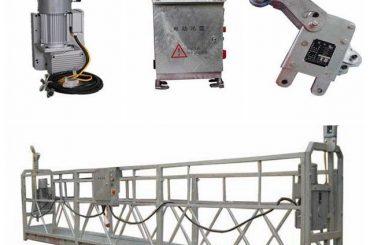 довговічна підвісна робоча платформа, L-образна платформа для фарбування високих стелі