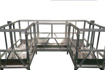 високоміцна підвісна робоча платформа із стрічкою