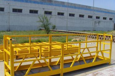 Піднімальна площадка для очищення вікон 800мм 2,5м * 3 1,8кВт 800кг