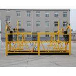 високоякісна і гаряча zlp630 zlp800 потужна робота платформа zlp 630 підвісна платформа