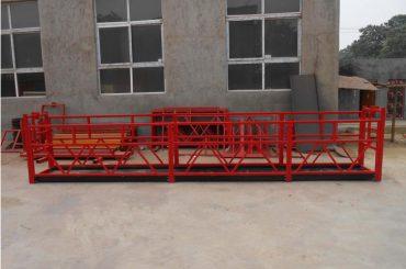 Ручні та електромонтажні корзини для будівельних проектів
