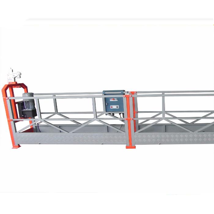 Шпилька - Тип 800кг підвісна робоча платформа з потужністю двигуна потужністю 1.8кВт