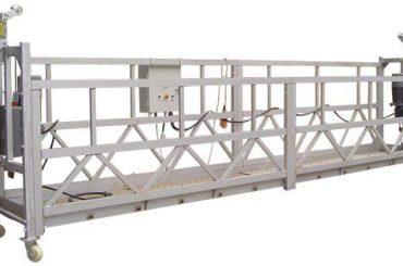 630 кг Електричне обладнання для підвісного доступу ZLP630 з підйомником LTD6.3