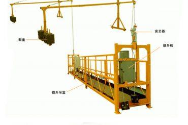 Заводський продаж електричного підйомника високої якості для підвісної платформи від безпосереднього виробника