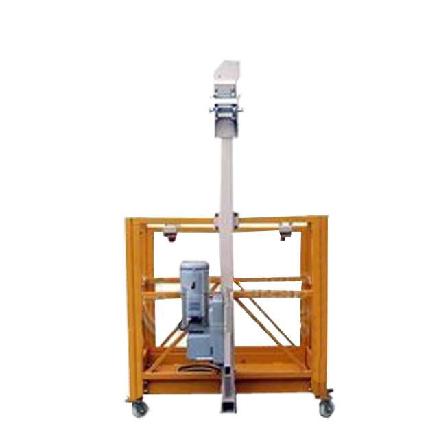 Підвісна робоча платформа для однієї людини ZLP100 для обслуговування вежі