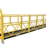 Налажена підставка для підвісних платформ доступу zlp1000 із сталевою канаткою 8,6 мм