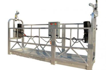 ce / iso-approved zlp електричне будівництво / будівництво / зовнішня підвісна стіна платформа / колыбель / гондола / гойдалка / небо climbe