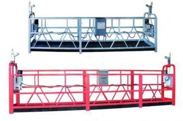 zlp 630 підвісна платформа підвісна робота підйомна майстерня з розплавленим розпиленням