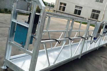 Очищення вікна zlp630 підвісна мотузка платформи гондольна кочова з підйомником ltd6.3