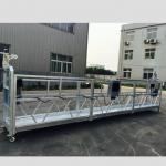 Регульована підвісна платформа з алюмінієвого сплаву zlp 800 для ремонту / фарбування