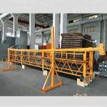 zlp 500 lp 630 тимчасово підвісна платформа для монтажу