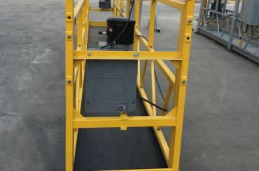 7.5м тимчасово підвішену тросову платформу для будівництва