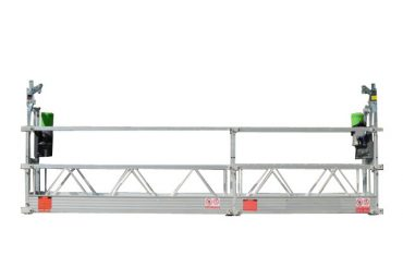 Підвісна платформа однофазного канату 220v / 60hz zlp500 zlp630 zlp800 zlp1000