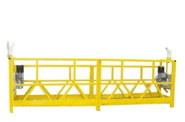 zlp 630 тимчасово встановлена підвісна робоча платформа з номінальною місткістю 630 кг