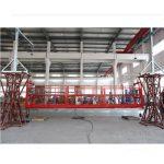10 метрів підвісна робоча платформа з алюмінієвим спідом з підйомником lt.80.0