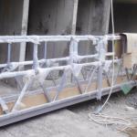 Висока підвісна платформа підвішеної платформи висота підйому 300м для фарбування